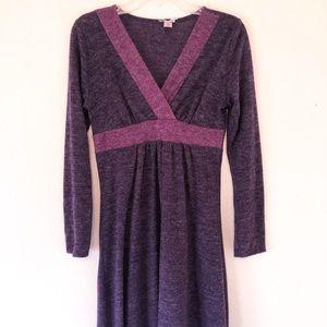 Downeast Purple Dress